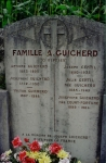 The grave of Victor and Josephine Guicherd